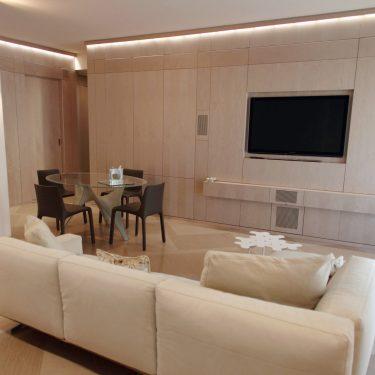 Salone moderno Milano