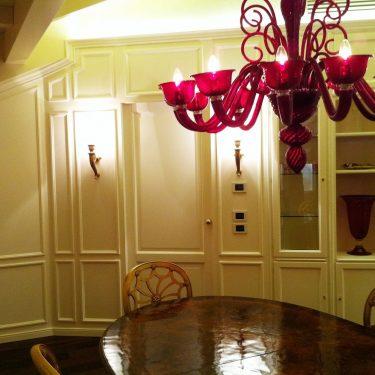 salone classico contemporaneo
