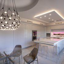 Cucina Boiserie Moderna