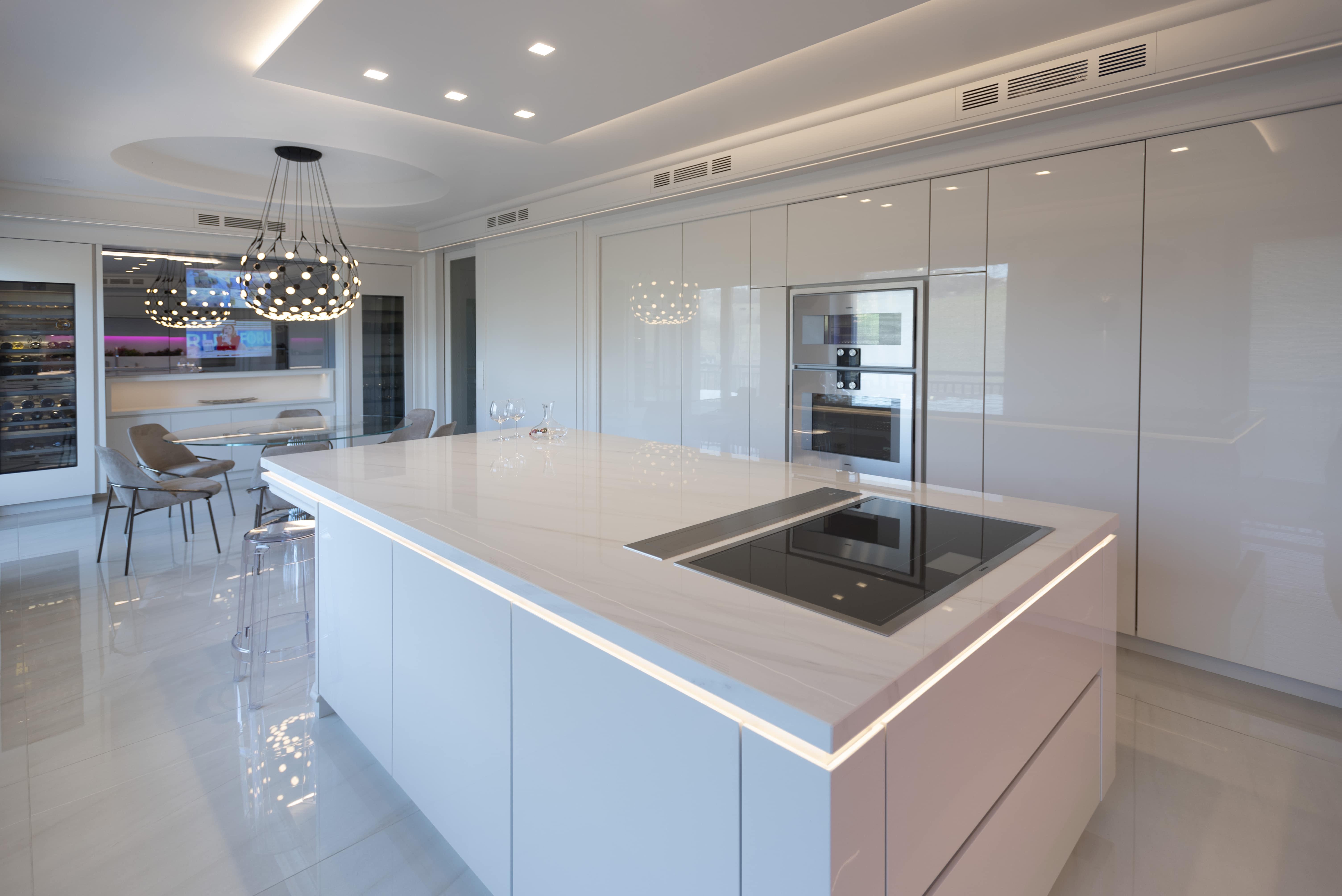 Cucine Modernissime Con Isola cucina di design | mobili ferrero